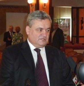 Organizatorul evenimentului, medicul chirurg Dan Gabriel Arvătescu