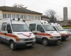 Ambulanța este folosită pe post de taxi