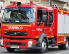 Incendiu în comuna Bozieni