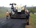 Drumuri agricole asfaltate în comuna Gherăeşti