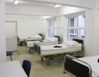 Toamna scade numărul pacienţilor din spital