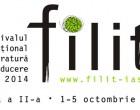 Scriitori celebri şi muzică bună la FILIT 2014