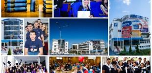 """Stundent la Facultatea de Ştiinţe Economice la Universitatea """"Danubius"""" din Galaţi"""