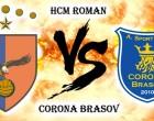 Meci de cupă europeană în Sala Sporturilor din Roman