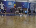 Joc la Buhuși, cu lidera, al LPS Roman