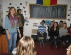Un voluntar finlandez a dat lecţii la Roman