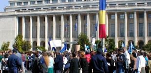 Țevarii se pregătesc de protest