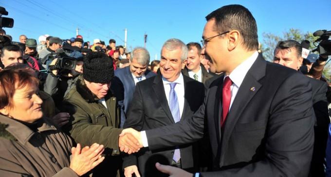 Votăm Victor Ponta – preşedintele tuturor românilor! Votăm un preşedinte care construieşte, nu unul care demolează! (P)