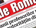 Ziarul de Roman îşi întrerupe temporar activitatea