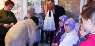 Angajații Marsat au fost ajutoarele lui Moş Crăciun