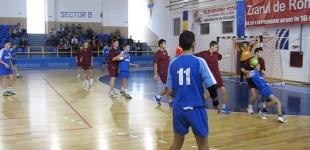 Ocazie irosită de handbaliştii romaşcani juniori III