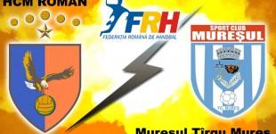 HCM Roman continuă cursa pentru obținerea unui loc de cupă europeană