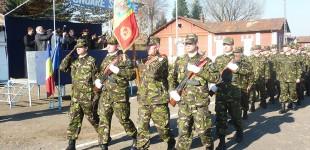 """Baza 3 Logistică """"Zargidava"""" împlineşte cinci ani"""