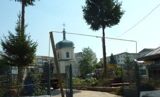 """Lucrări de reabilitare la Biserica """"Sfântul Nicolae"""""""