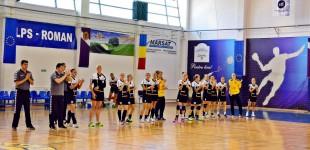 Debut cu înfrângere pentru HCM Roman în noul sezon