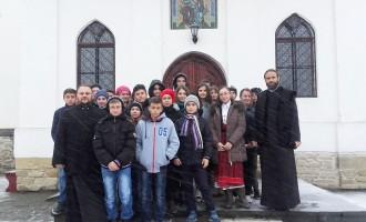 """""""Tradiții româneşti în sufletul copiilor"""""""