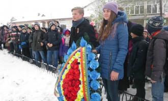 """Liceul """"Vasile Alecsandri"""" din Săbăoani a sărbătorit Ziua Națională"""