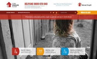 6.000 de copii din Neamț au părinți plecați la muncă în străinătate