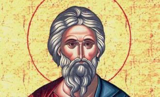 Creştinii îl cinstesc luni pe Sfântul Andrei