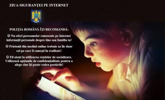 9 februarie, Ziua Siguranței pe Internet