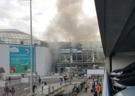 aeroport bruxelles atentate