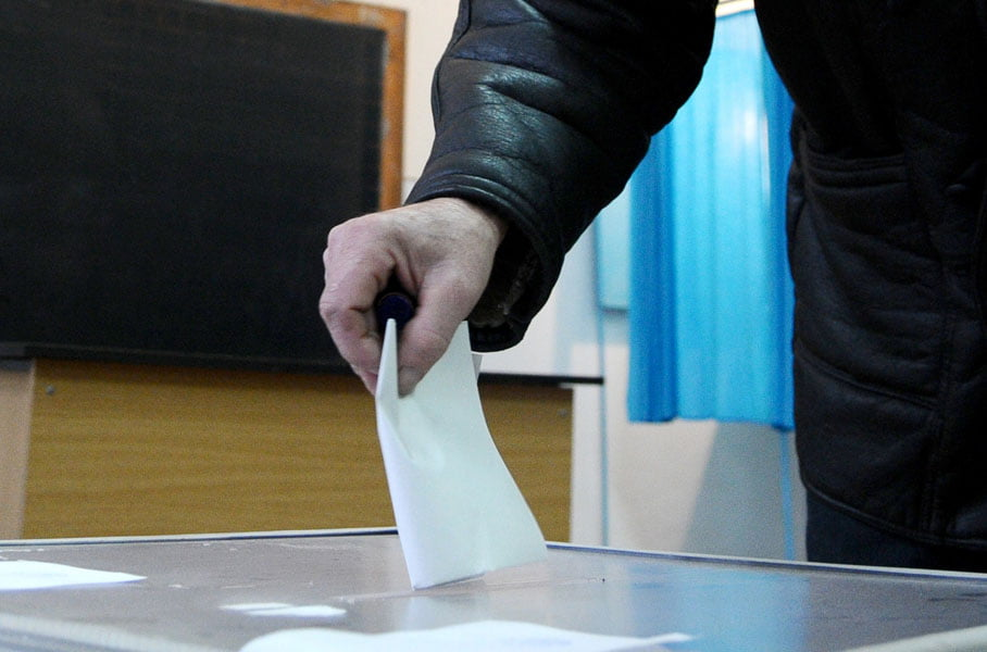 39,98%, prezența la vot la ora 19 în Roman