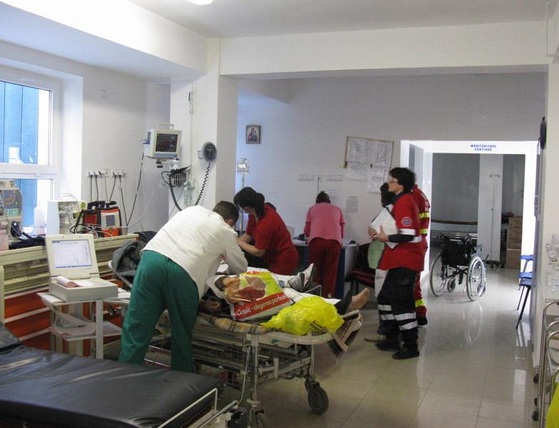 Linie de gardă pentru Ortopedie – Traumatologie la Spital