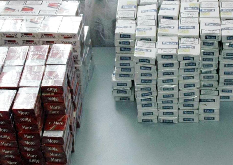 Polițiștii au confiscat bunuri de zeci de mii de lei