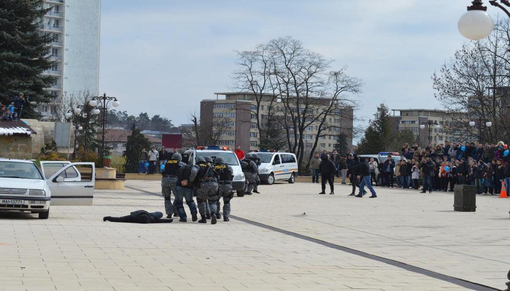 [FOTO] ZIUA POLIŢIEI A FOST SĂRBĂTORITĂ DE POLIŢIŞTII NEMŢENI