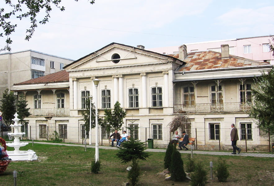 Un nou pas pentru reabilitarea Casei Celibidache