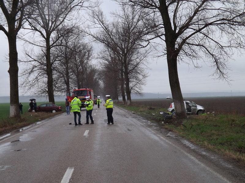 Neamţul, locul 15 la numărul de decese din accidente rutiere