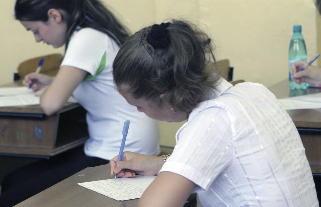 Luni începe examenul de Bacalaureat. Măsuri de siguranță în școli