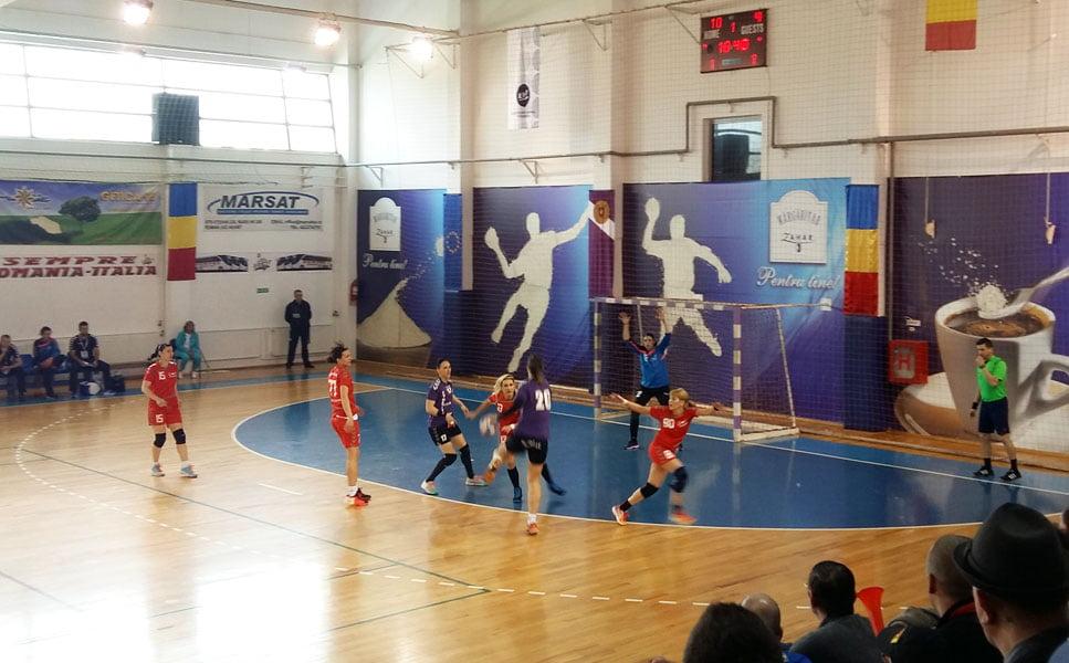 Meciul CSM Roman de la Cisnădie de duminică, amânat din cauza vremii