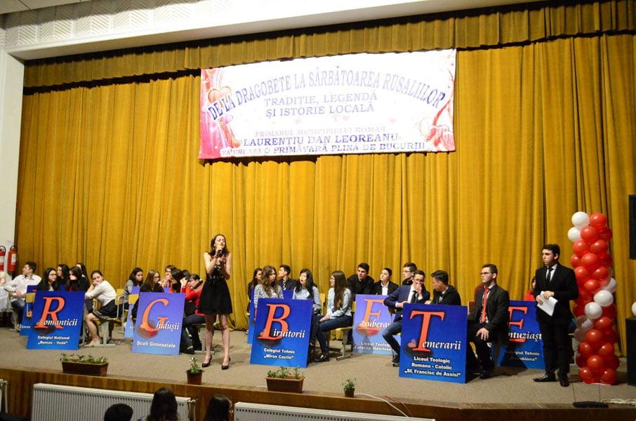 """Câștigătorii concursului """"De la Dragobete la sărbătoarea Rusaliilor – Tradiţie, legendă şi istorie locală"""" – 2016"""