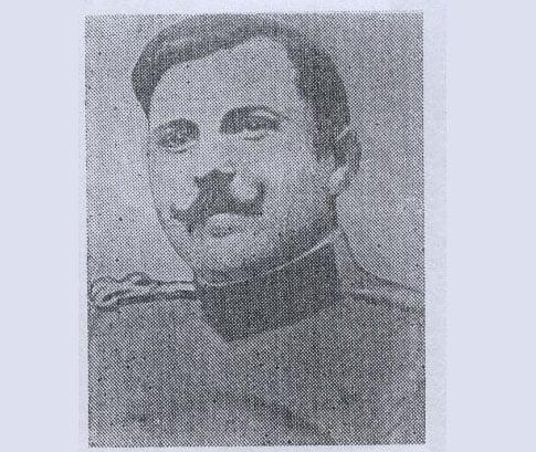100 de ani de la moartea căpitanului poet Nicolae Vulovici