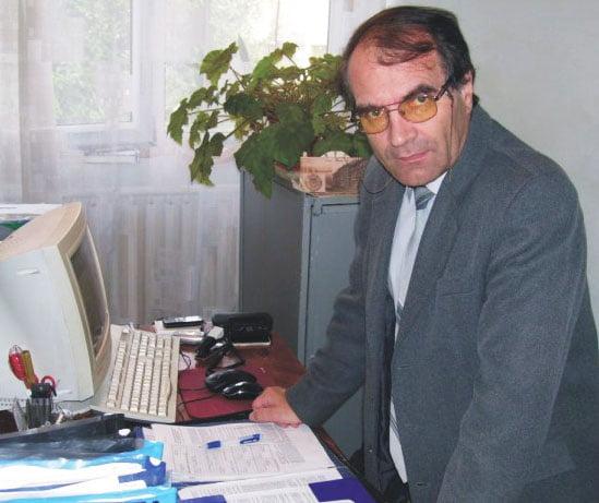 Romaşcanul Mihai Știrbu, premiat de Liga Scriitorilor din România