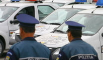 politie rurala politisti masini politie