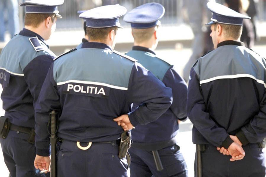 Peste 750 de poliţişti se vor afla în stradă, în minivacanța de Adormirea Maicii Domnului