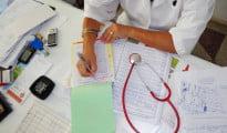 reteta consultatie medic doctor stetoscop