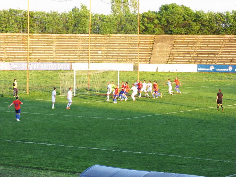 SCM Petrotub – Atletico Vaslui, în etapa a 20-a a Ligii a 3-a de fotbal, seria I