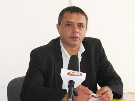 Chirila Daniel - director AJOFM Neamt