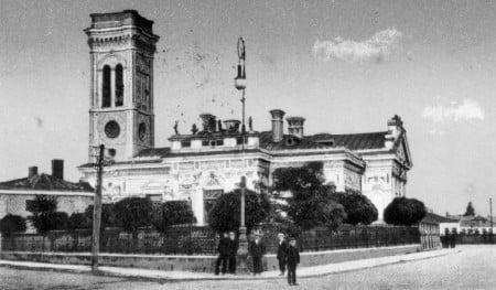 biblioteca - imagini vechi