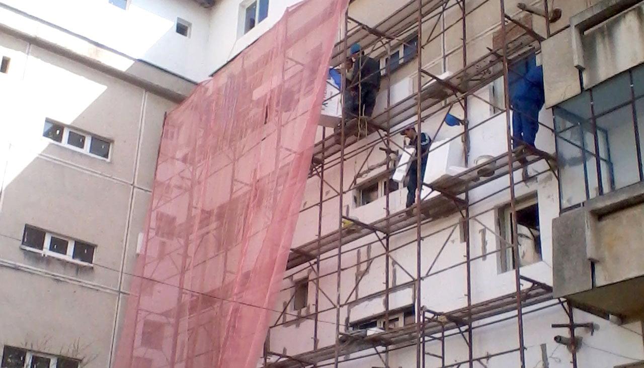 Interes scăzut pentru proiectarea blocului 33 din Anton Pann, pe fonduri europene