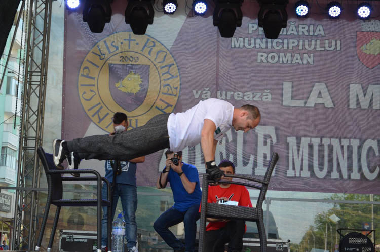 Recordul romaşcanului Dan Stănescu a fost recunoscut