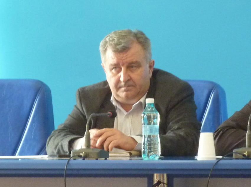 Eduard Corduneanu, reprezentantul preşedintelui Consiliului Judeţean la ADI Econeamţ