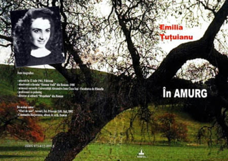 Emilia Tutuianu - volum In amurg