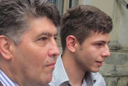 Laurenţiu şi Mircea Leoreanu