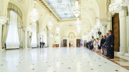 Marian Enache investitura Curtea Consitutionala 13iulie - 2