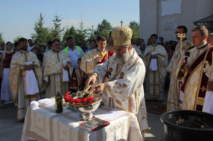 """Biserica """"Sfântul Mare Mucenic Gheorghe"""" din Bârjoveni, 180 de ani de atestare documentară"""