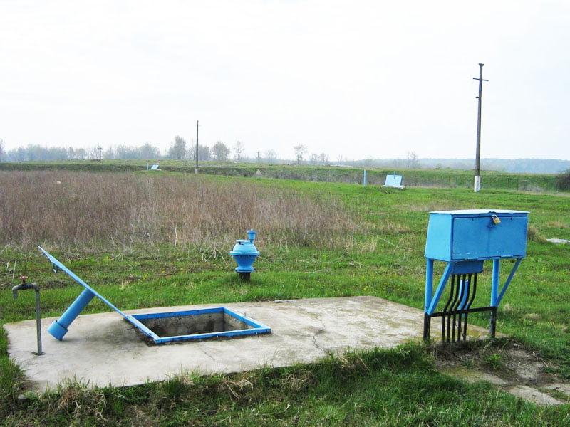 Romanul preia terenurile de la stația de captare Pildești – Simionești